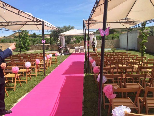 La boda de Patricio y Ylenia en Fraga, Huesca 7