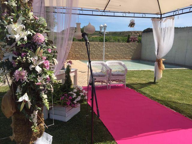 La boda de Patricio y Ylenia en Fraga, Huesca 8