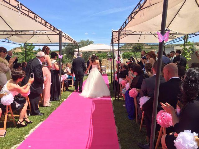 La boda de Patricio y Ylenia en Fraga, Huesca 16