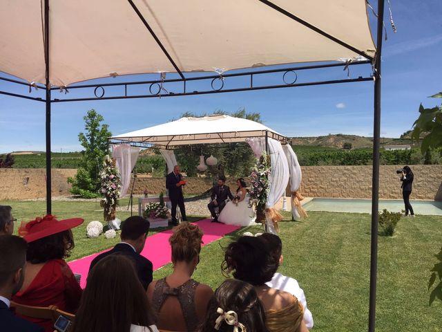 La boda de Patricio y Ylenia en Fraga, Huesca 17