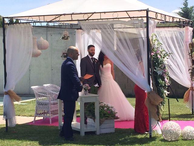La boda de Patricio y Ylenia en Fraga, Huesca 18