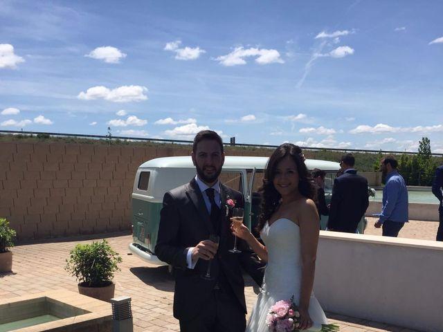 La boda de Patricio y Ylenia en Fraga, Huesca 20