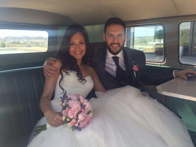 La boda de Ylenia y Patricio