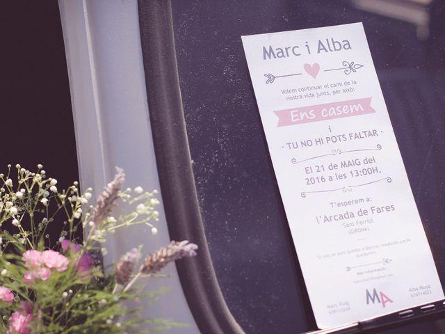 La boda de Marc y Alba en Girona, Girona 13