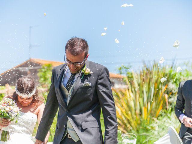 La boda de Marc y Alba en Girona, Girona 1