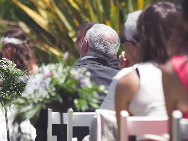 La boda de Marc y Alba en Girona, Girona 44