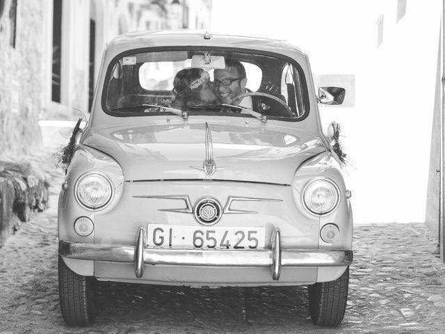 La boda de Marc y Alba en Girona, Girona 48
