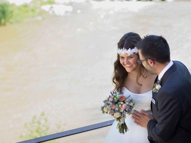 La boda de Marc y Alba en Girona, Girona 50