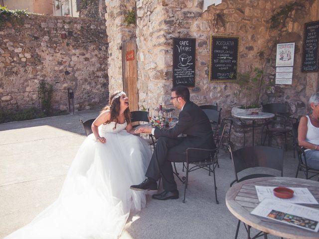 La boda de Marc y Alba en Girona, Girona 52