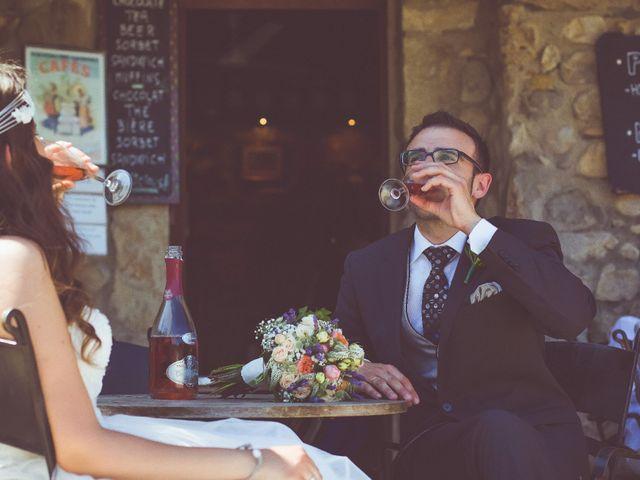 La boda de Marc y Alba en Girona, Girona 54