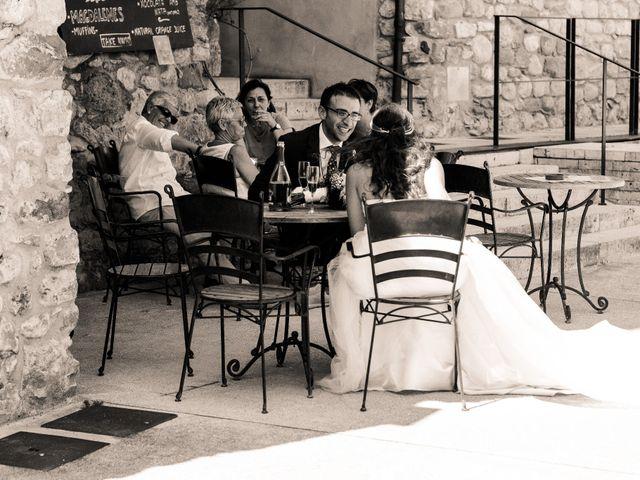 La boda de Marc y Alba en Girona, Girona 55