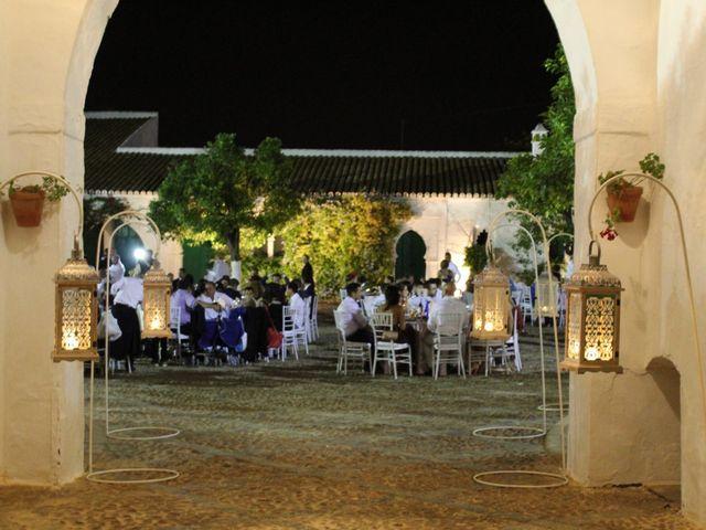 La boda de Francisco Jesús y Aurélie en Dos Hermanas, Sevilla 26