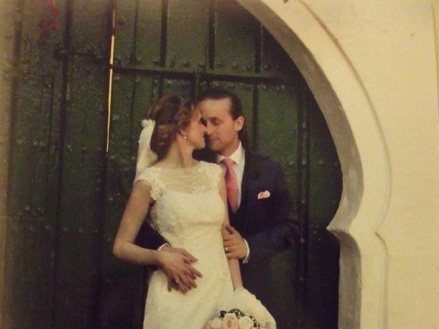 La boda de Francisco Jesús y Aurélie en Dos Hermanas, Sevilla 16