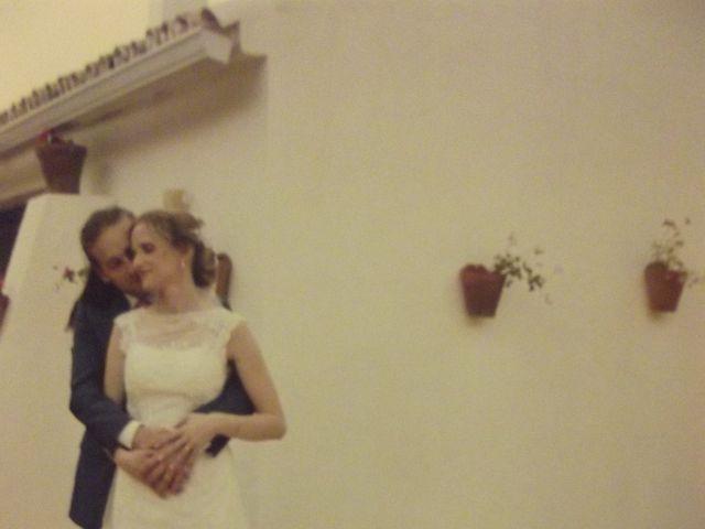 La boda de Francisco Jesús y Aurélie en Dos Hermanas, Sevilla 18