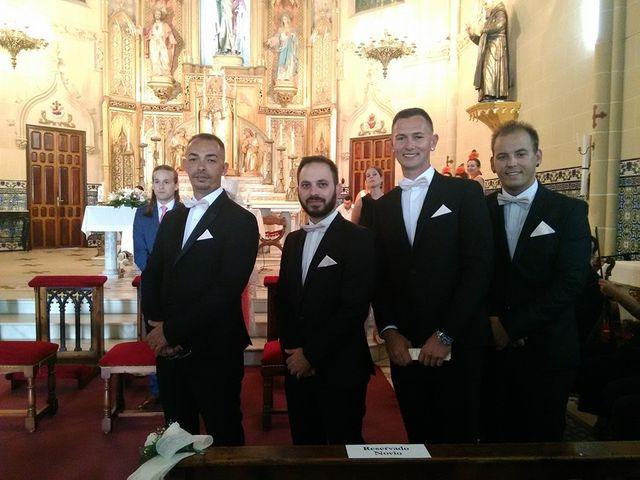 La boda de Francisco Jesús y Aurélie en Dos Hermanas, Sevilla 3