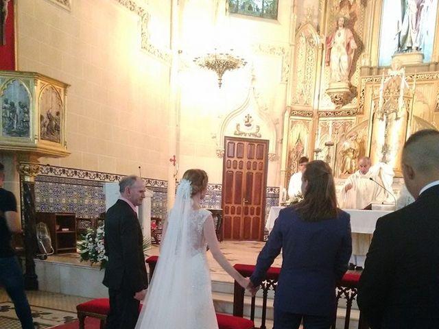 La boda de Francisco Jesús y Aurélie en Dos Hermanas, Sevilla 8