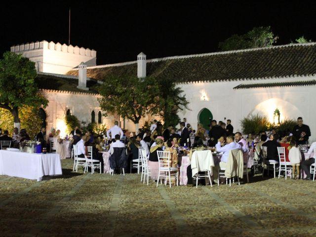 La boda de Francisco Jesús y Aurélie en Dos Hermanas, Sevilla 27
