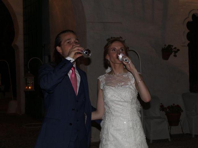 La boda de Francisco Jesús y Aurélie en Dos Hermanas, Sevilla 30