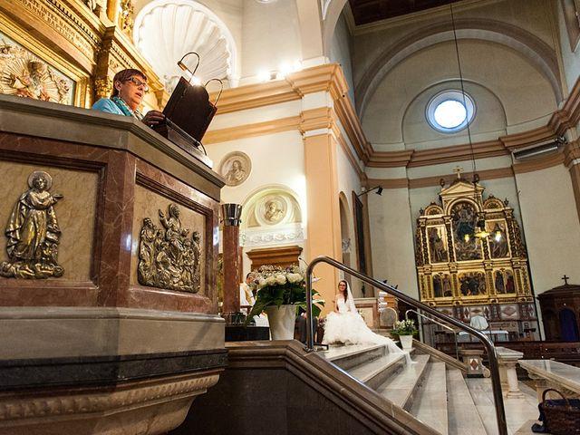 La boda de Miguel y Elena en Castellvi De Rosanes, Barcelona 8