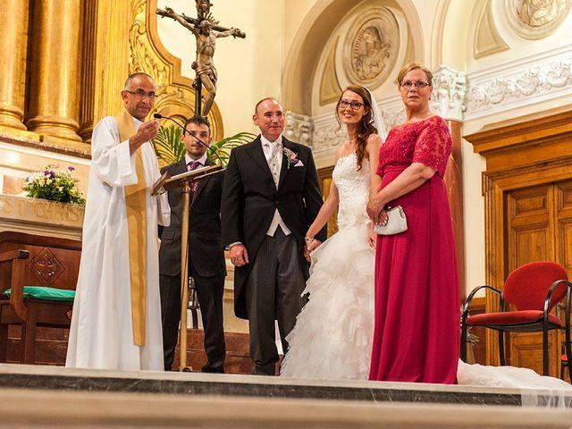 La boda de Miguel y Elena en Castellvi De Rosanes, Barcelona 10
