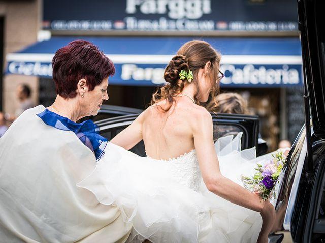 La boda de Miguel y Elena en Castellvi De Rosanes, Barcelona 16