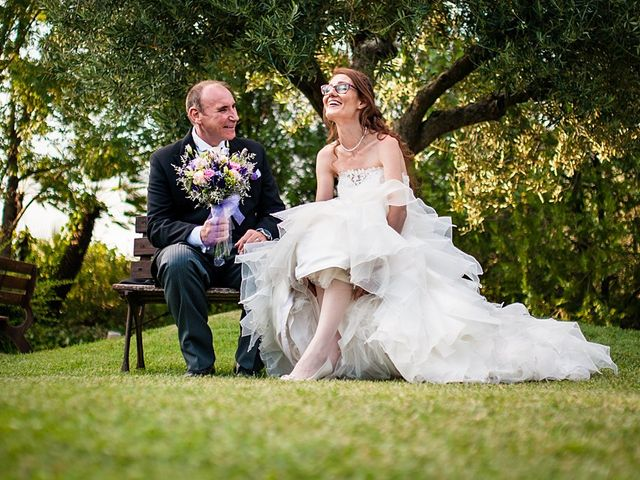 La boda de Miguel y Elena en Castellvi De Rosanes, Barcelona 22
