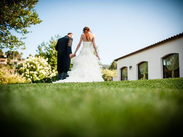La boda de Miguel y Elena en Castellvi De Rosanes, Barcelona 25