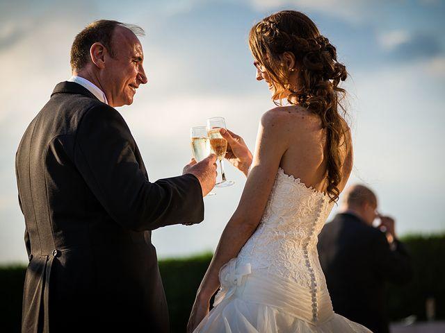 La boda de Miguel y Elena en Castellvi De Rosanes, Barcelona 28