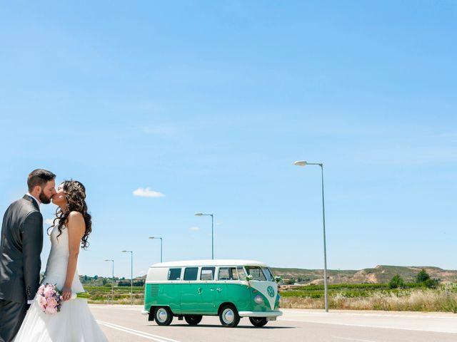 La boda de Patricio y Ylenia en Fraga, Huesca 1