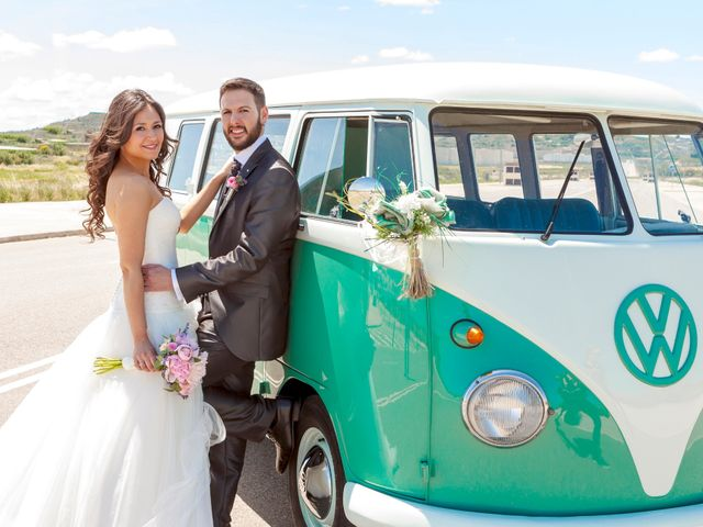 La boda de Patricio y Ylenia en Fraga, Huesca 2