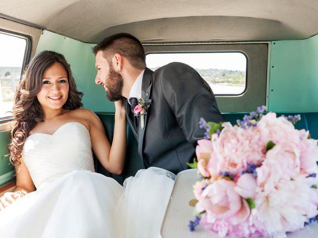 La boda de Patricio y Ylenia en Fraga, Huesca 31
