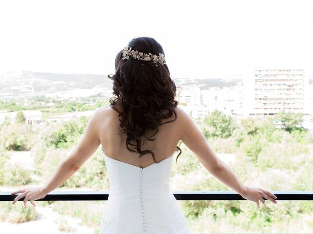 La boda de Patricio y Ylenia en Fraga, Huesca 41