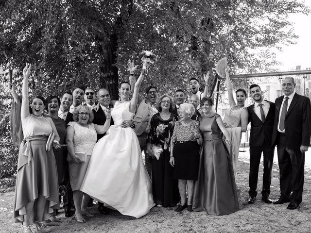 La boda de Alberto y Maria en Toledo, Toledo 14