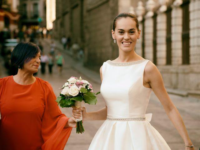 La boda de Alberto y Maria en Toledo, Toledo 17