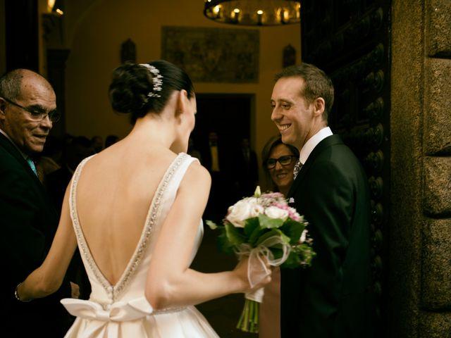 La boda de Alberto y Maria en Toledo, Toledo 18