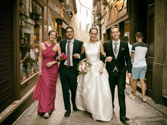 La boda de Alberto y Maria en Toledo, Toledo 30