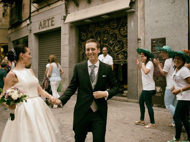 La boda de Alberto y Maria en Toledo, Toledo 31