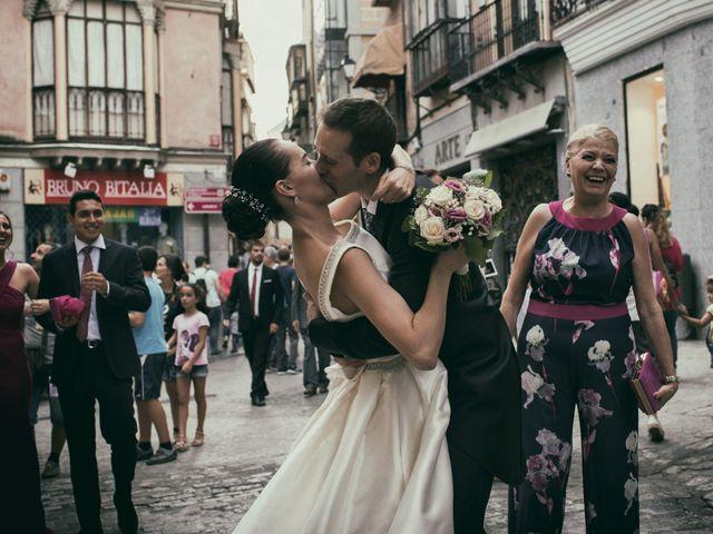 La boda de Alberto y Maria en Toledo, Toledo 32