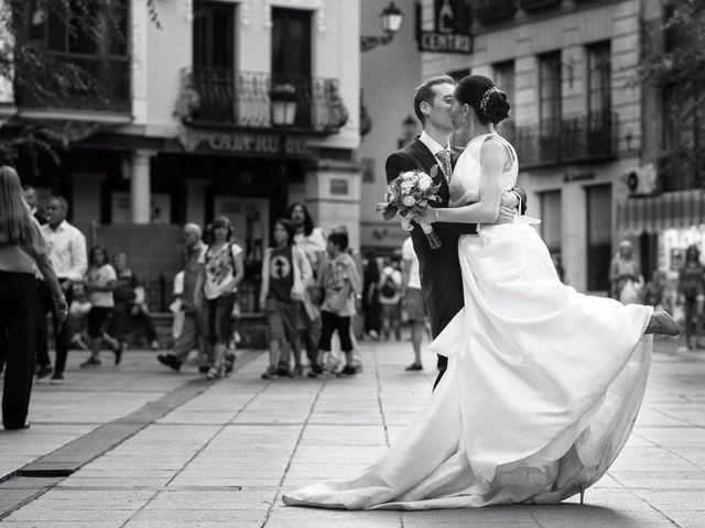 La boda de Alberto y Maria en Toledo, Toledo 1