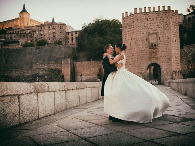 La boda de Alberto y Maria en Toledo, Toledo 37
