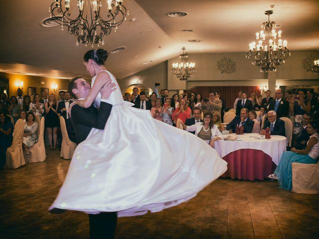 La boda de Alberto y Maria en Toledo, Toledo 42