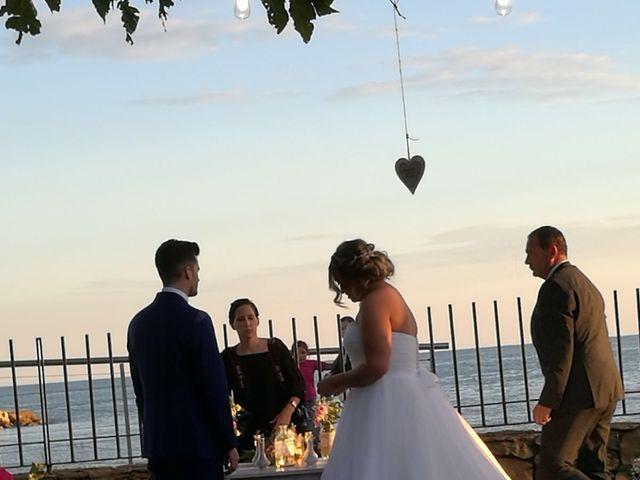 La boda de Jonatan y Judith  en Cambrils, Tarragona 6
