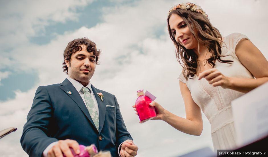 La boda de Odilo y Sonia en Bueu (Casco Urbano), Pontevedra