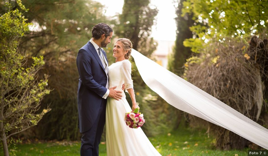La boda de Carlos y Yara en Villanubla, Valladolid