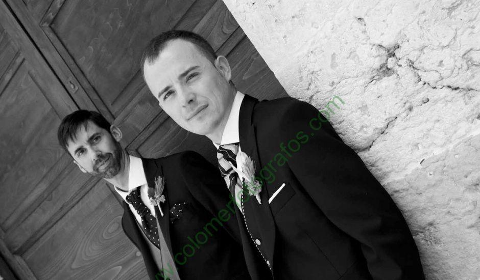 La boda de Jose y Jonathan  en Oviedo, Asturias
