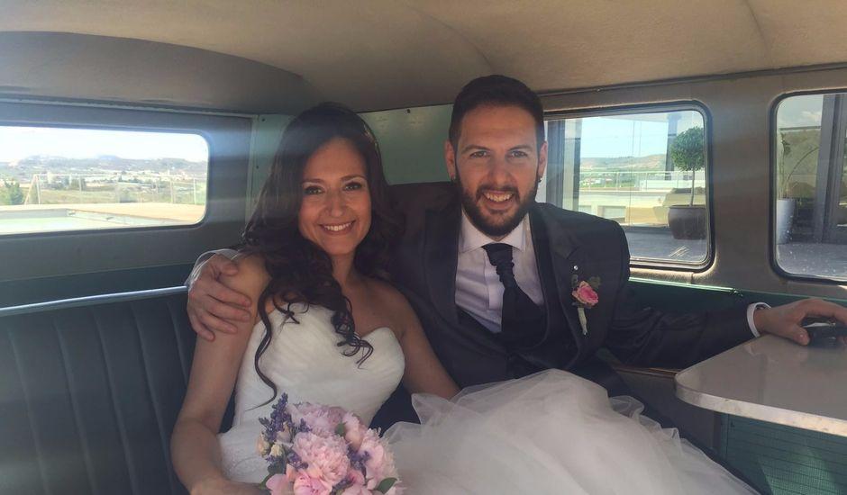 La boda de Patricio y Ylenia en Fraga, Huesca