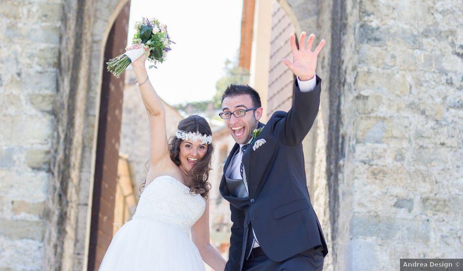 La boda de Marc y Alba en Girona, Girona