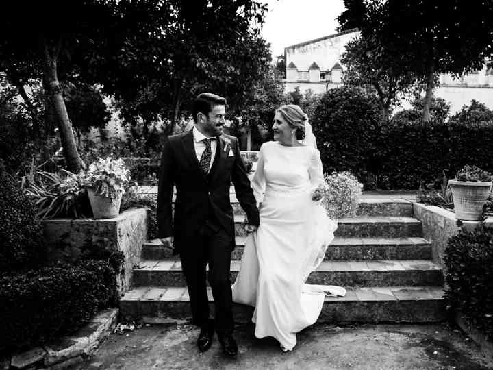 La boda de Mª José y David