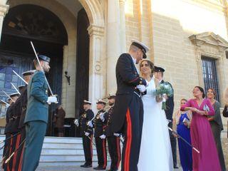 La boda de Maria y Alejansro