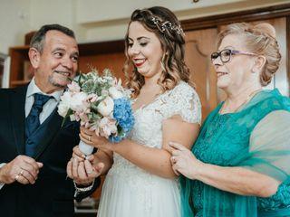 La boda de Diana  y Jose Ángel  2